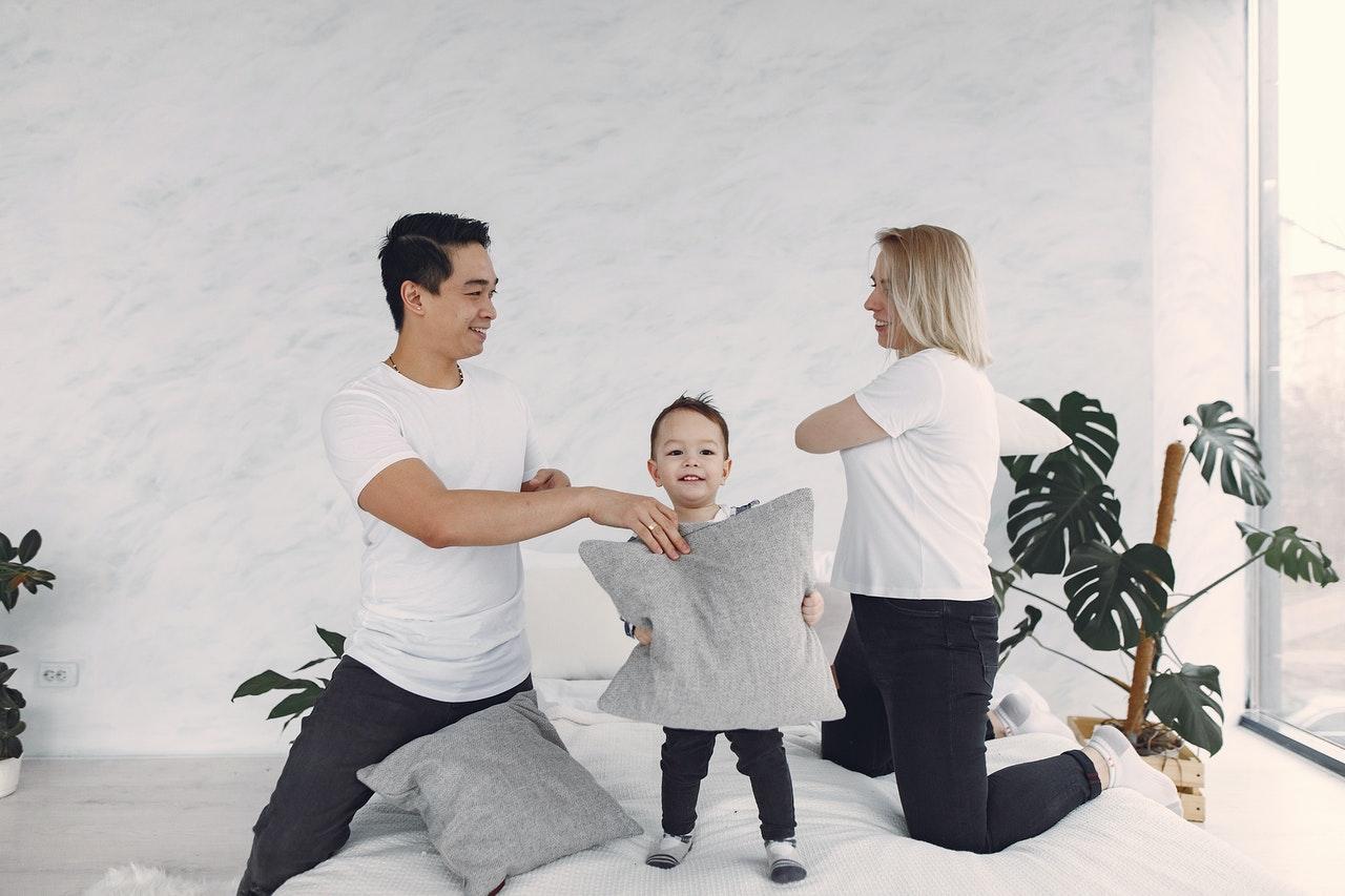 Karanténba zárt család